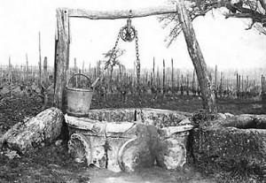 le vieux puits de genibon