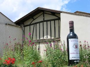 Château Genibon Blanchereau au coeur du vignoble de Bordeaux