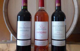 Permalien vers:Des vins rouges et rosé